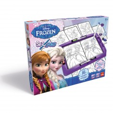 Spotography La Reine des neiges (Frozen)