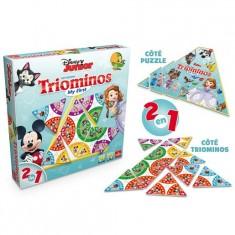 Triominos My first Disney Junior