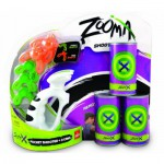 Zooma Pocket Shooter + canettes