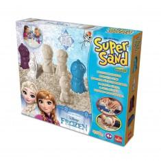 Moulage Super Sand : La Reine des Neiges (Frozen)