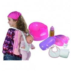Accessoires de poupées : Götz Boutique : Coffret nomade : En route