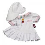 Accessoires pour poupées de 45 cm : Tenue de tennis