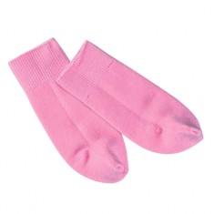 Chaussettes roses pour poupée de 42 à 50 cm