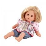 Poupée Cosy-Aquini 33 cm : blonde aux yeux marrons