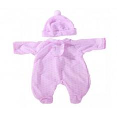 Vêtement pour poupée de 30 à 33 cm : Vêtement rose