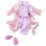 Vêtements pour poupée de 25 à 30 cm : Götz Boutique Pyjama, peignoir et babouches