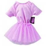 Vêtements pour poupée de 25 à 30 cm : Götz Boutique Robe de ballet avec chaussures