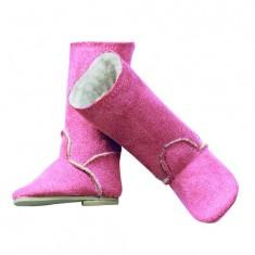 Vêtements pour poupée de 42 à 50 cm : Götz Boutique Bottes roses