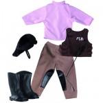 Vêtements pour poupée de 42 à 50 cm : Götz Boutique Tenue de cavalière