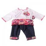 Vêtements pour poupées de 30-33 cm : Jean et Pull