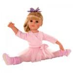 Poupée Hannah au ballet 50 cm