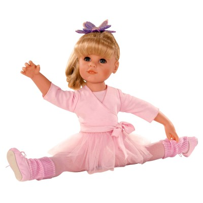 Poupée Hannah au ballet 50 cm - Gotz-1359067