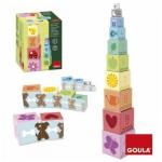Cubes à empiler 1-10