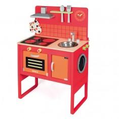 Cuisinière et machine à laver