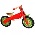 Draisienne en bois : Bicyclette marche