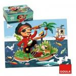 Puzzle 35 pièces : Pirate