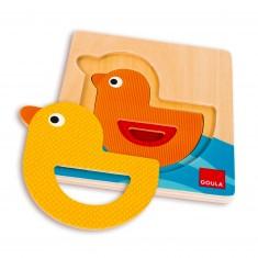 Puzzle gigogne : Canard