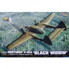 Maquette avion : Northrop P-61A Black Widow