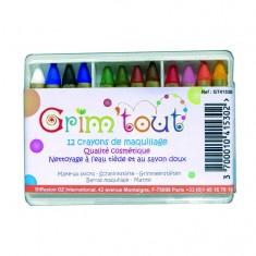 Maquillage Crayons de maquillage : 12 Couleurs assorties