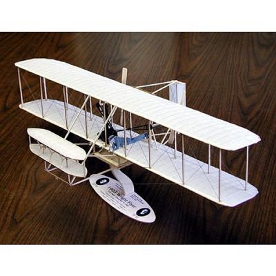Maquette avion en bois : 1903 Wright Flyer - Guillows-0281202