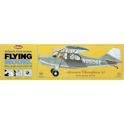 Maquette avion en bois : Aeronica champion - Guillows-0280301