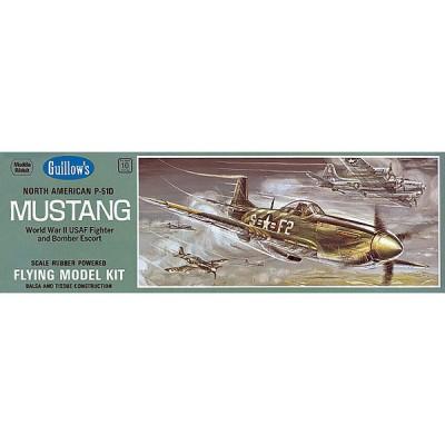 Maquette avion en bois : Hawker Typhoon - Guillows-0280906