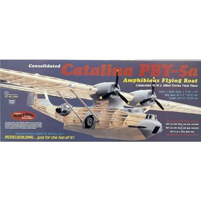 Maquette avion en bois : PBY-5A Catalina - Guillows-0282004