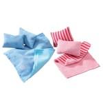 Accessoire maison de poupées : Little Friends : Oreillers et couvertures