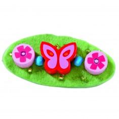 Barrette Rêve de papillon