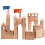 Blocs de construction 59 pièces : Château fort