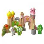 Blocs de construction en bois : Grand Château