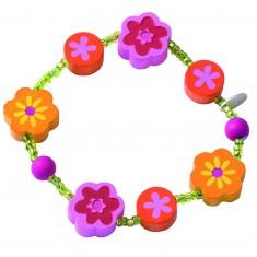 Bracelet Jolies fleurs