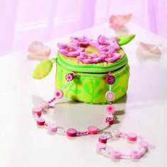 Coffret à bijoux fleurs de cerisier