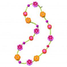 Collier Jolies fleurs