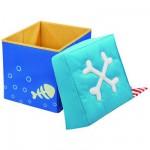Cube siège Trésor du Pirate