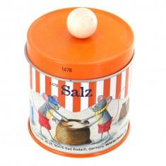 Epicerie Haba Boîte vide de sel