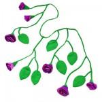 Guirlande de fleurs - Belle au bois dormant