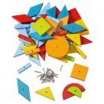 Jeu de clous : Complément : Formes géométriques