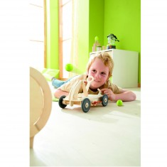 Jeu de construction en bois : Terra Kids Kit catapulte