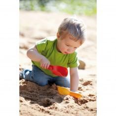 Jouets pour le sable : Ensemble de pelles
