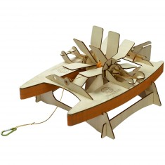 Kit d'assemblage Terra Kids : Catamaran
