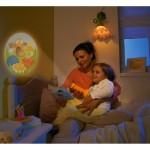 Lampe de poche projecteur : Petit ver luisant