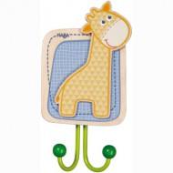 Patère : Girafe Gitti