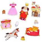 Puzzles 2 à 4 pièces : 6 puzzles Mes premiers puzzles : Princesse