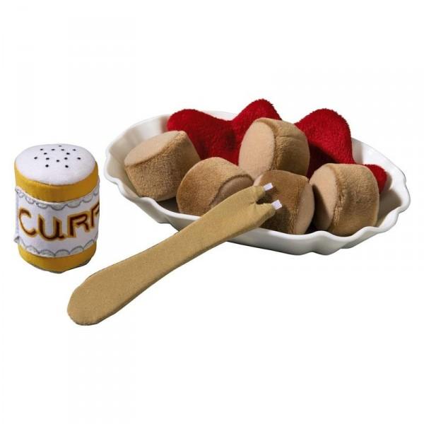 Saucisse au curry - Haba-301028