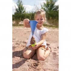 Sun Bistro : Grandes crèmes glacées en sable