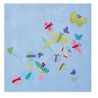 Tapis Papillons estivaux - Haba-3088