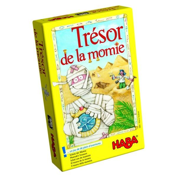 Trésor de la momie - Haba-3271