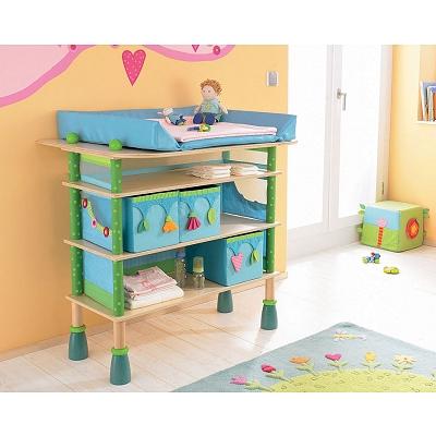 une prairie de r ve table langer jardin de r ve jeux et jouets haba avenue des jeux. Black Bedroom Furniture Sets. Home Design Ideas