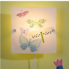 Veilleuse Papillons estivaux